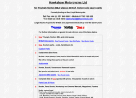 hawkshawmotorcycles.com