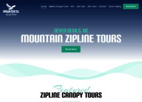 hawksnestzipline.com