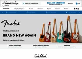 haworthguitars.com.au