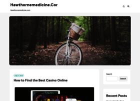 hawthornemedicine.com