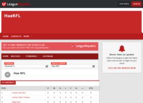 haxballrfl.leaguerepublic.com