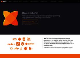 haxe.org