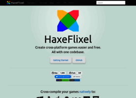 haxeflixel.com