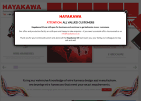 hayakawa.co.uk