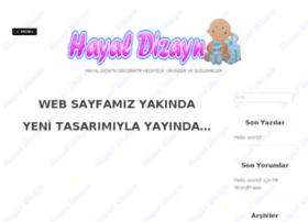 hayaldizayn.com