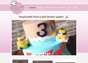 hayalimdekipasta.com