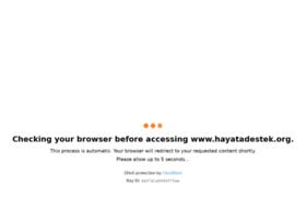 hayatadestek.org