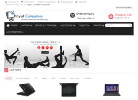 hayatcomputers.com