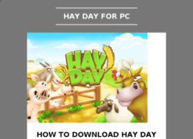 haydayforpc.wordpress.com