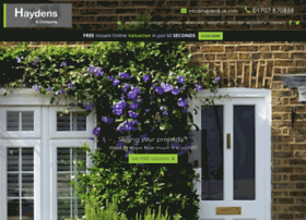 haydens.uk.com