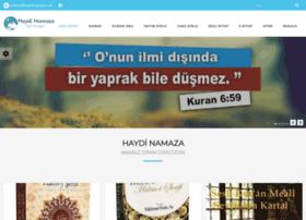 haydinamaza.net