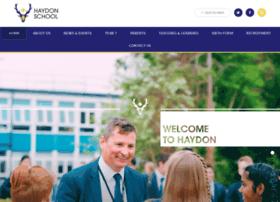 haydonschool.com