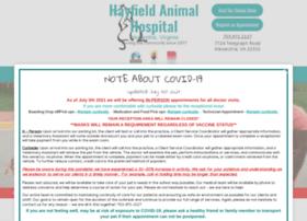 hayfieldanimalhospital.com