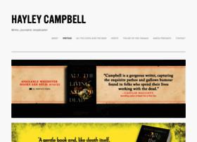 hayleycampbell.com
