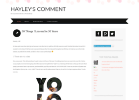 hayleygail.wordpress.com