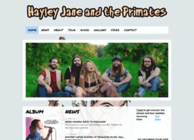 hayleyjaneandtheprimates.com