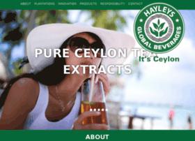 hayleysglobalbeverages.com
