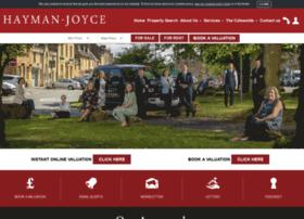 haymanjoyce.co.uk
