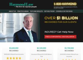 haymondlaw.com