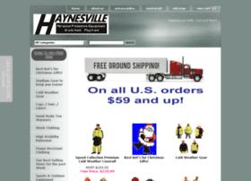 haynesvilledistribution.com