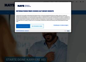 hayscareer.net