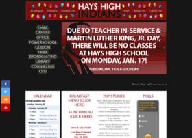 hayshighindians.com