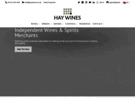 haywines.co.uk