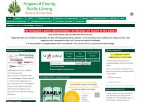 haywoodlibrary.libguides.com