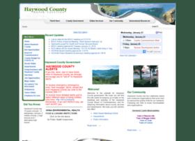 haywoodnc.net