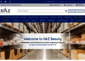 hazbeauty.com