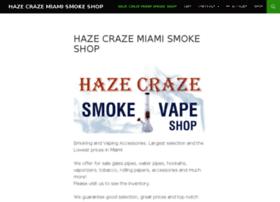 hazecrazesmokeshop.com