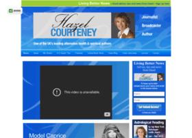 hazel-courteney.com