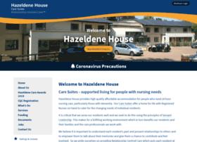 hazeldenehouse.com