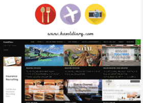 hazeldiary.com