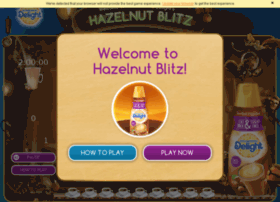 hazelnutblitz.internationaldelight.com