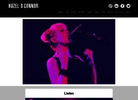 hazeloconnor.com