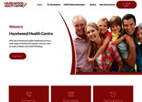 hazelwoodhealthcentre.com.au