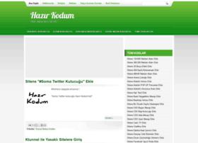 hazirkodum.blogspot.com