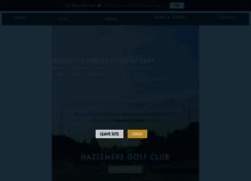 hazlemeregolfclub.co.uk