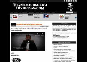 hazmeelchingadofavor.com