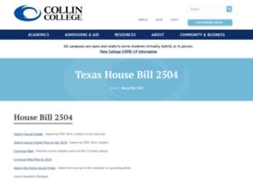 hb2504.collin.edu