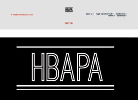 hbapa.com