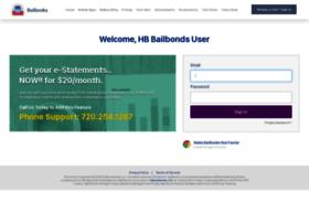 hbbailbonds.bailbooks.com