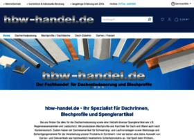 hbw-handel.de
