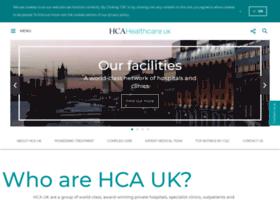 hcahospitals.co.uk