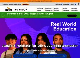 hccs.edu