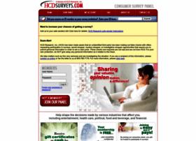 hcdsurveys.com