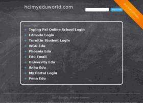 hclmyeduworld.com