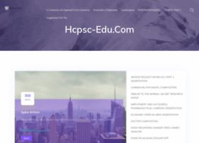 hcpsc-edu.com