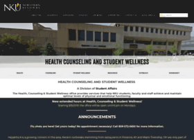 hcsw.nku.edu